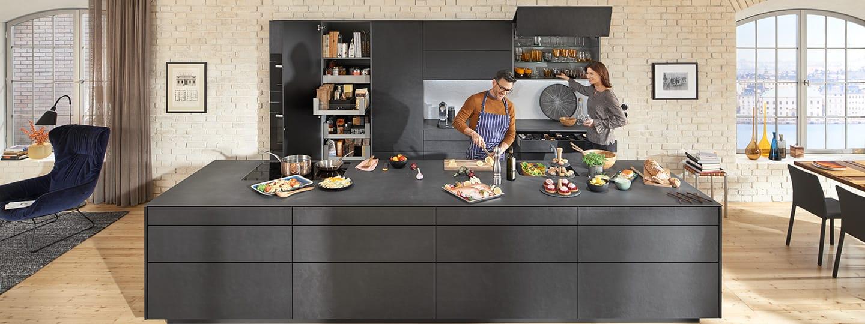 Ideen für praktische Küchen | Blum