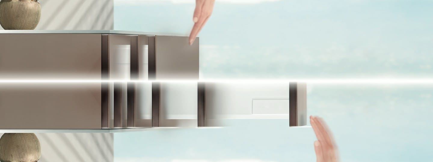 TIP-ON BLUMOTION pour TANDEMBOX de Blum