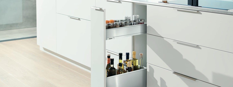 Narrow Cabinets Blum