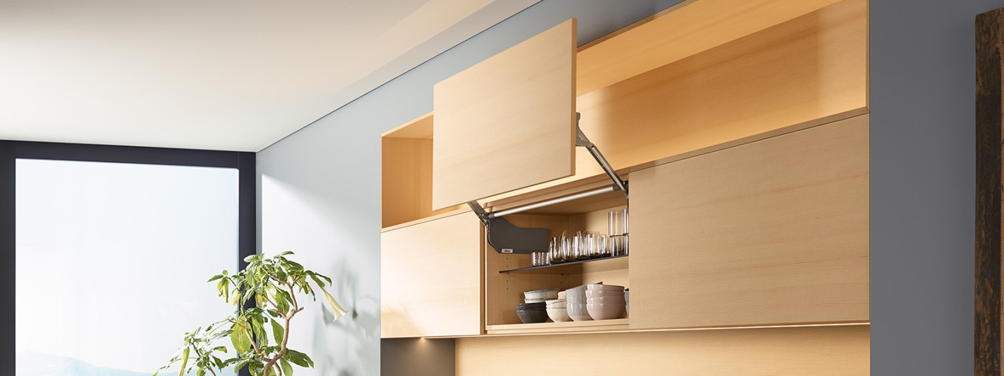 Kitchen Cabinet Lift Systems