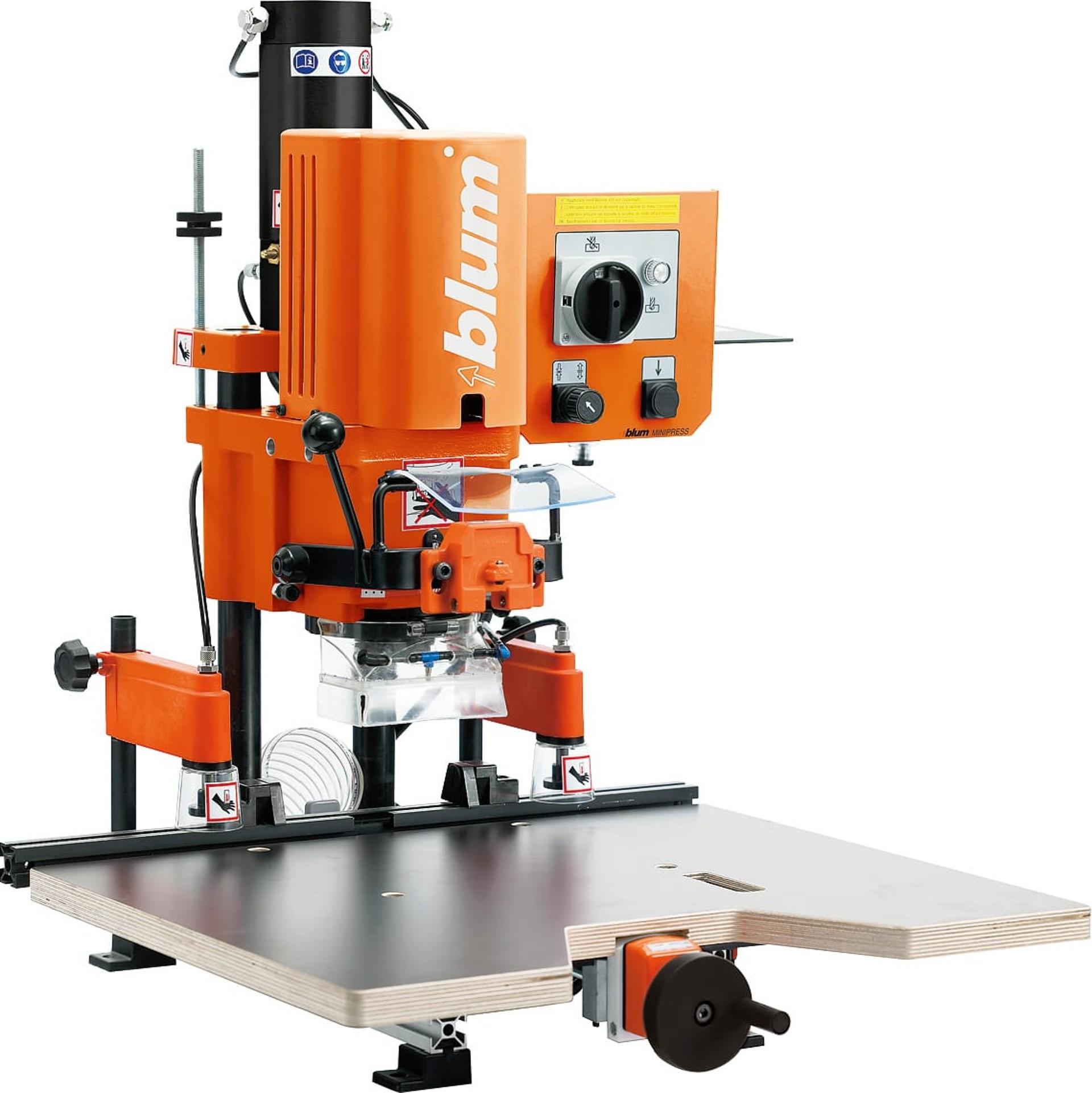 Boring And Insertion Machines Blum