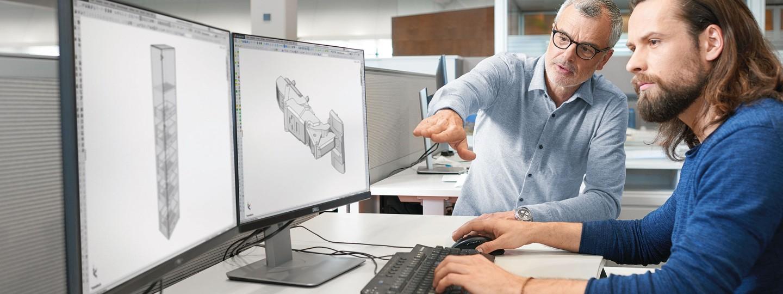 CAD/CAM Data Service   Blum