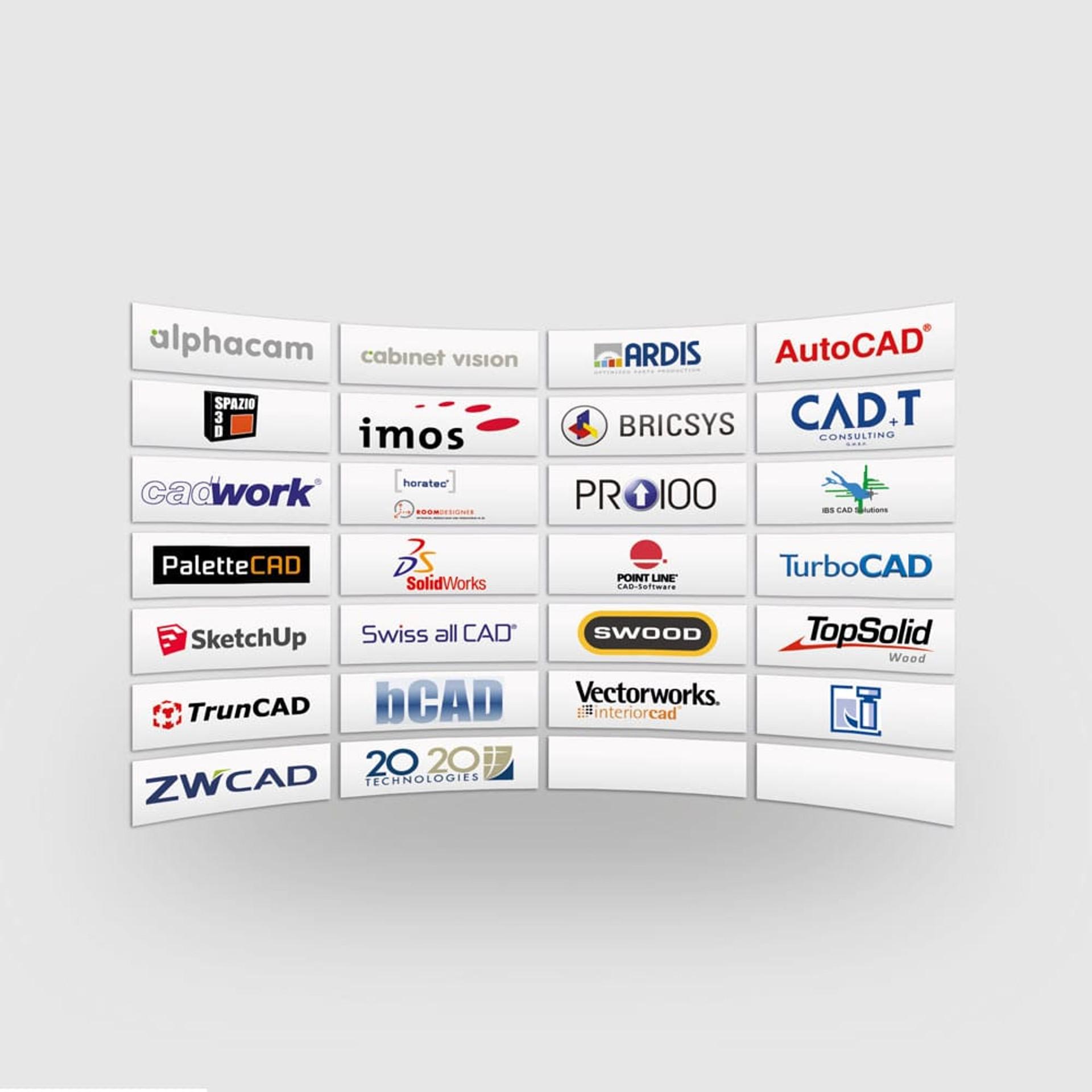 Interface with partner software | Blum