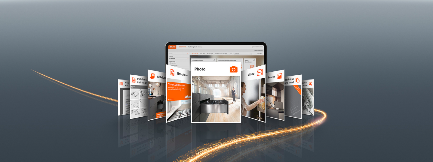BlumMarketingMediathek