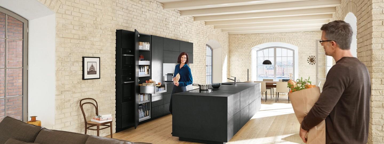 Furniture With Blum Fittings | Blum